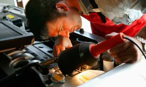 При нагреве двигателя начинает троить причины троения мотора на горячую