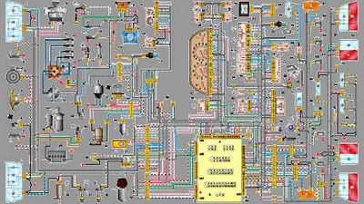 Схема подключения реле сигнала ваз 2110 фото 494