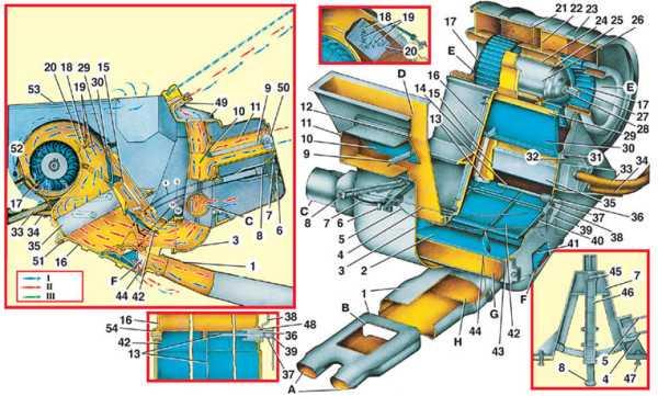 Ваз 2110 схема печки фото 5